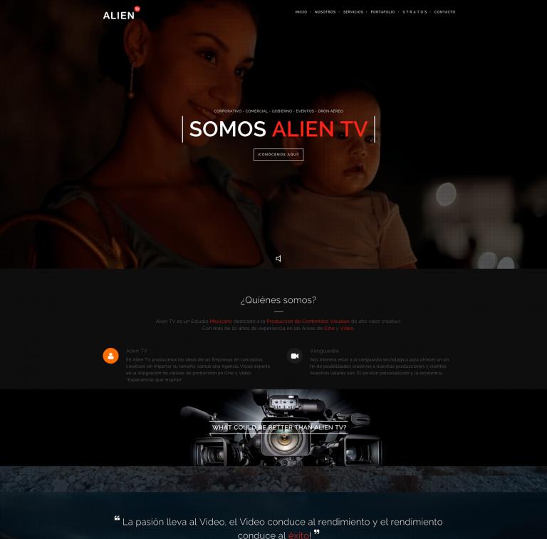 Alien TV®
