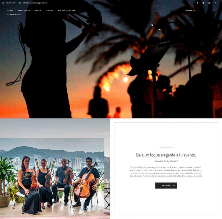 Acapulco String Quartet®