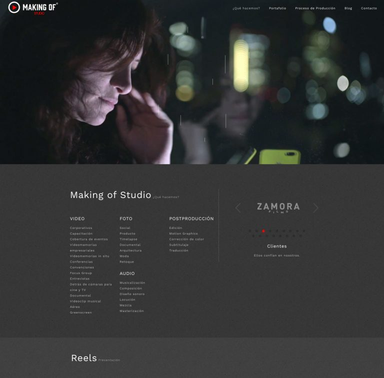 Makinf Of Studio®