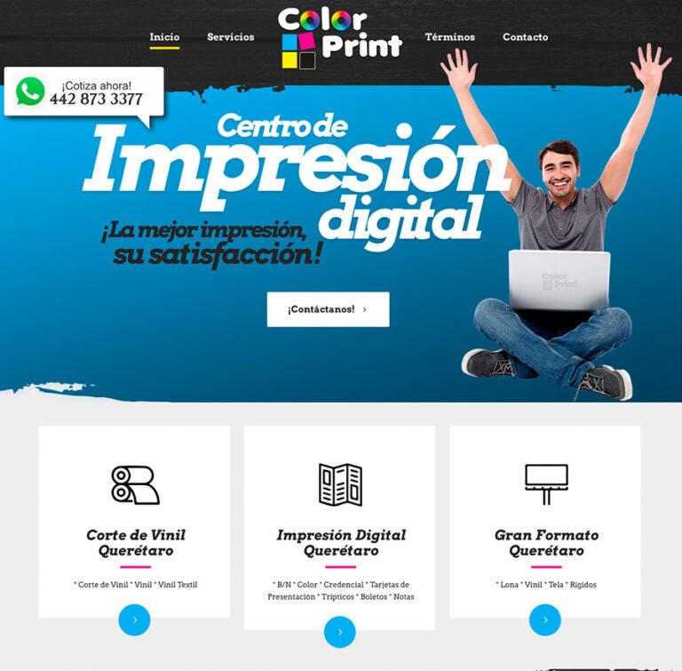 Color Print Qro®