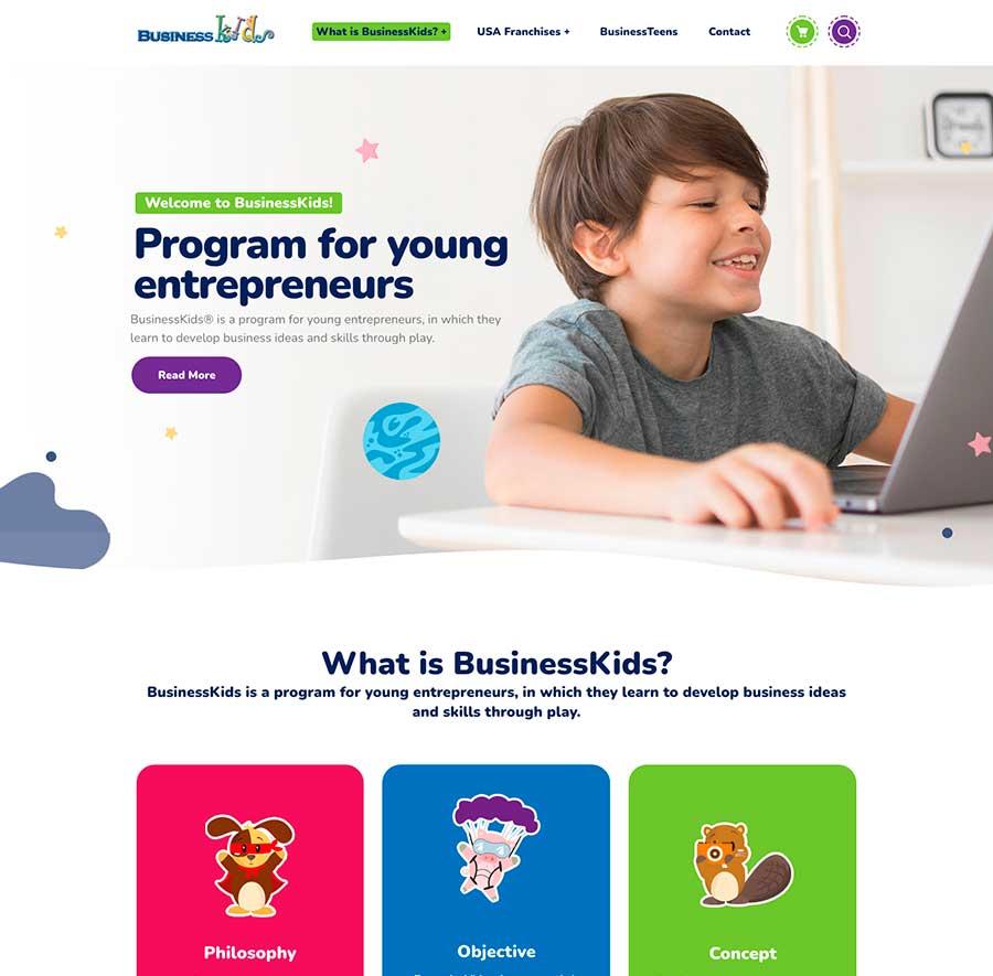 BusinessKids® USA